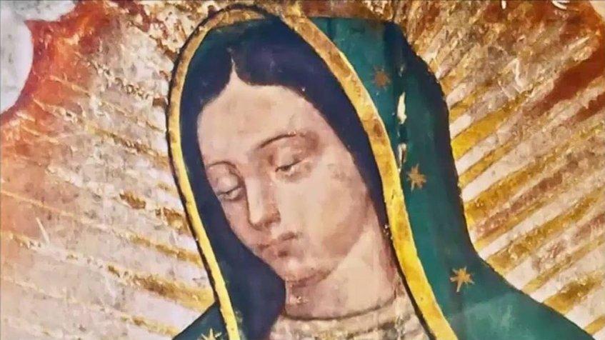 La Virgen de Guadalupe según Gerardo Amaro