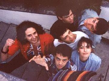 Álbum completo [1991-1992 4Track] Órbita Irregular Demo